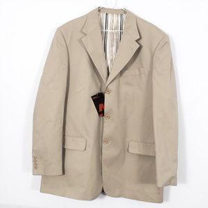 Perry Ellis Blazer Sport Jacket Size 44 #00312